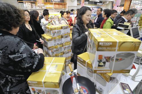 【海外おもしろ】中国でウォシュレットがバカ売れしている!?
